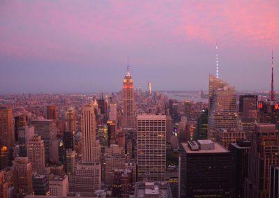 N.Y. Afterglow